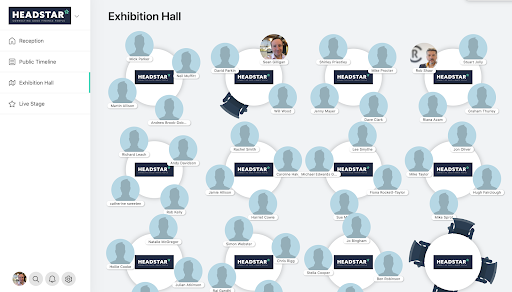 Headstar Virtual Expo Hall