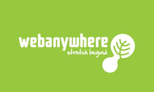 Webanywhere logo