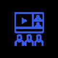Virtual seminars software solution